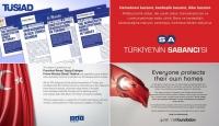Türk şirketlerinden demokrasi ilanı