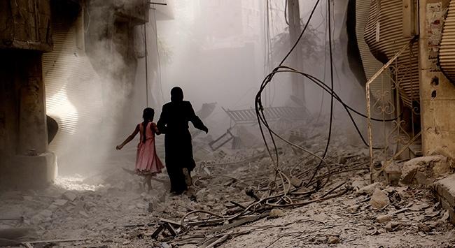 BMden Halep uyarısı