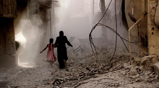 Suriye taslağı BMde kabul edildi