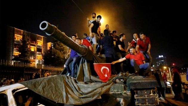 Millet Türkiyeye sahip çıktı