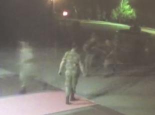 Şehit Astsubay Halisdemirin darbe yanlısı Tuğgeneral Terziyi vurma anı