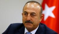 Bakan Çavuşoğlu ile Lavrov Fırat Kalkanını konuştu