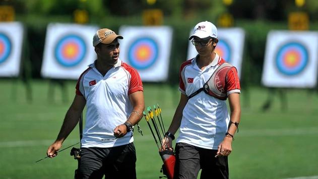 Mete Gazoz olimpiyatlarda sahne aldı