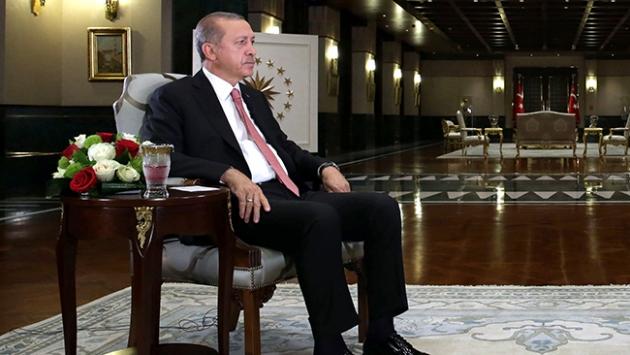 Cumhurbaşkanı Erdoğan Le Mondea konuştu