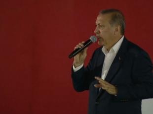 Cumhurbaşkanı Erdoğan: Hiç kimse kapatılan yurtlardan, okullardan dolayı endişe duymasın