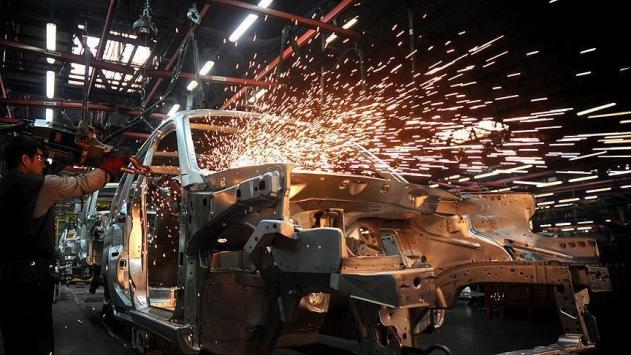 Haziran ayı sanayi üretim rakamları