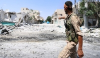 Suriyede 10 İran askeri öldürüldü