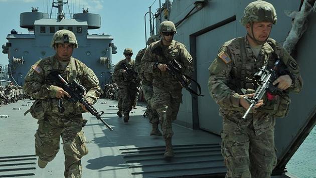 ABD'den DAİŞ operasyonlarında Libya'ya destek
