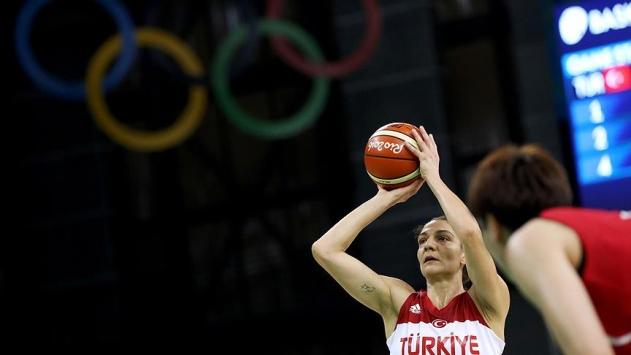 Rio'da Türkiye'den ilk galibiyet