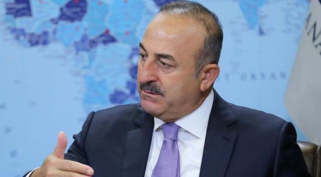 Çavuşoğlu: 200den fazla YPG unsuru Münbiçte
