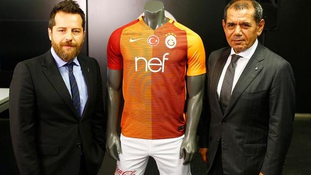 İşte Galatasarayın yeni forma sponsoru