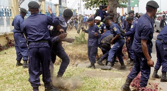 Demokratik Kongoda çatışma: 6 yaralı