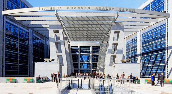Anadolu Adalet Sarayında FETÖ/PDY operasyonu