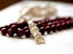 Tespih Müslümanlar için dua taneleridir