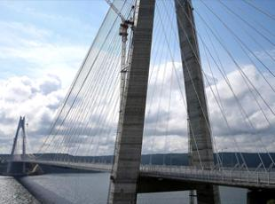 3. Köprü açılıyor