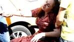 Gaziantepteki saldırıda yaralanan gelin Besna Akdoğan taburcu edildi