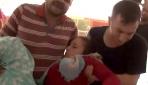 Gelin Besna ve damat Nureddin Akdoğan yeniden hastaneye kaldırıldı