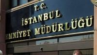 İstanbul Emniyet Müdürlüğüne FETÖ operasyonu