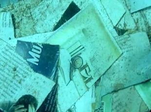 Denizdeki FETÖ dokümanları