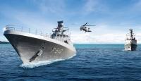 Askeri gemi sanayisinde ihracat başarısı