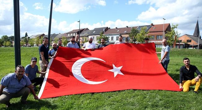 FETÖden Belçikadaki Türklere baskı ve tehdit