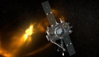 NASA kayıp uzay aracına ulaştı