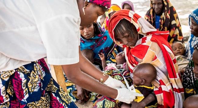 Çad Gölü Havzasında mülteci krizi