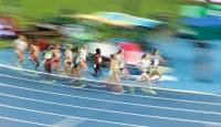 Rionun pistleri Türk atletlere uzun geldi