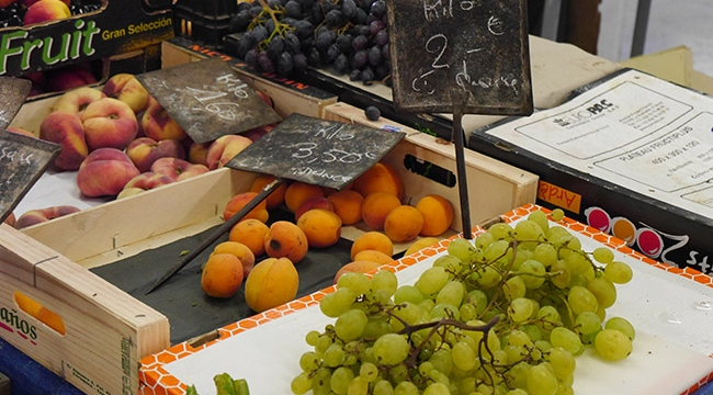 Fransada meyve-sebze fiyatlarında rekor artış