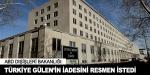 ABD Dışişleri Bakanlığı: Türkiye Gülen'in iadesini resmen istedi