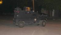 Zırhlı polis aracına terör saldırısı: 1 yaralı