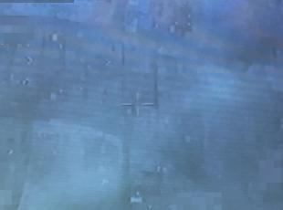 Operasyonun havadan görüntüleri