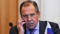 Lavrov ve Kerry telefonda Suriyeyi görüştü