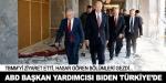 ABD Başkan Yardımcısı Biden Ankarada