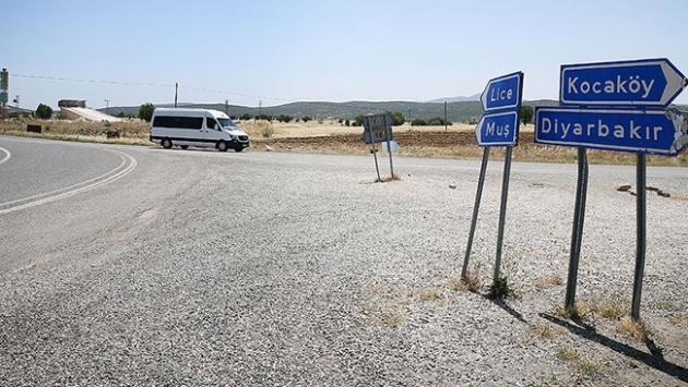 18 köyde sokağa çıkma yasağı