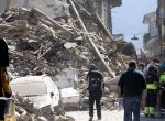 İtalyadaki deprem