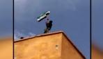 ÖSO, Kekliceye bayrak dikti