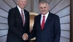 Biden ve Başbakan Binali Yıldırım'dan ortak açıklama