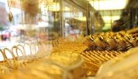 Altının gram fiyatı 5,5 haftanın en düşüğünde