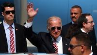 ABD Başkan Yardımcısı Biden Türkiyeden ayrıldı