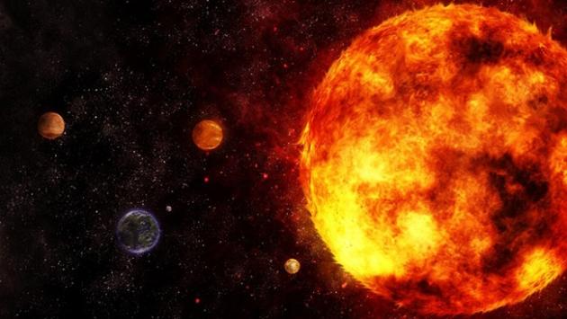 Dünyaya en yakın yıldız Proxima Centauridir 69