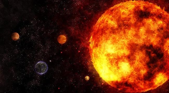 Dünyaya benzeyen bir gezegen bulundu