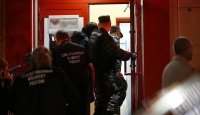 Moskovada 4 kişiyi rehin alan şahıs teslim oldu