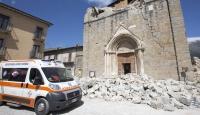 İtalyadaki depremde ölü sayısı 247ye yükseldi