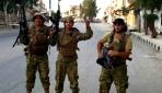Cerablus ilçe merkezi Özgür Suriye Ordusunun kontrolüne geçti