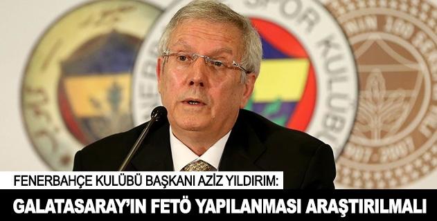 Galatasarayın FETÖ yapılanması araştırılmalı