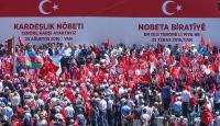 Vanda bini aşkın STK terörü kınadı