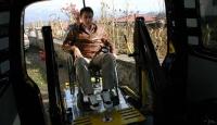 51 ile özel engelli minibüsü