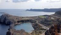 Yedi Türk vatandaşı Yunanistana kaçtı