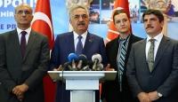 AK Partiden CHPye geçmiş olsun ziyareti